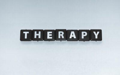 Ein Hoch auf die Therapie